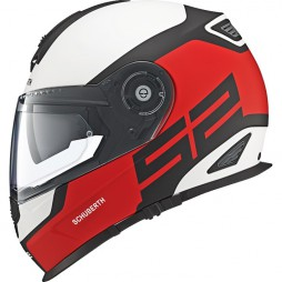 Casco Integrale Schuberth S2 Sport Elite Red