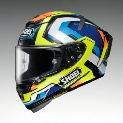 SHOEI CASCO INTEGRALE X SPIRIT 3 BRINK TC10