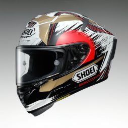SHOEI CASCO INTEGRALE X SPIRIT 3 MARQUEZ MOTEGI2 TC1