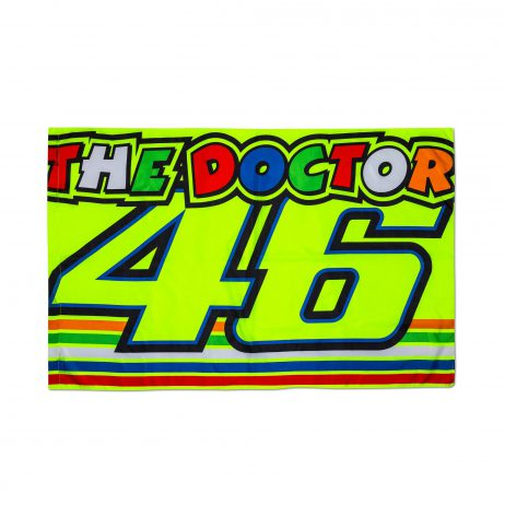 BANDIERA THE DOCTOR 46